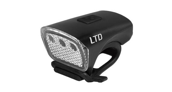 Cube LTD Framlampa white LED vit/svart